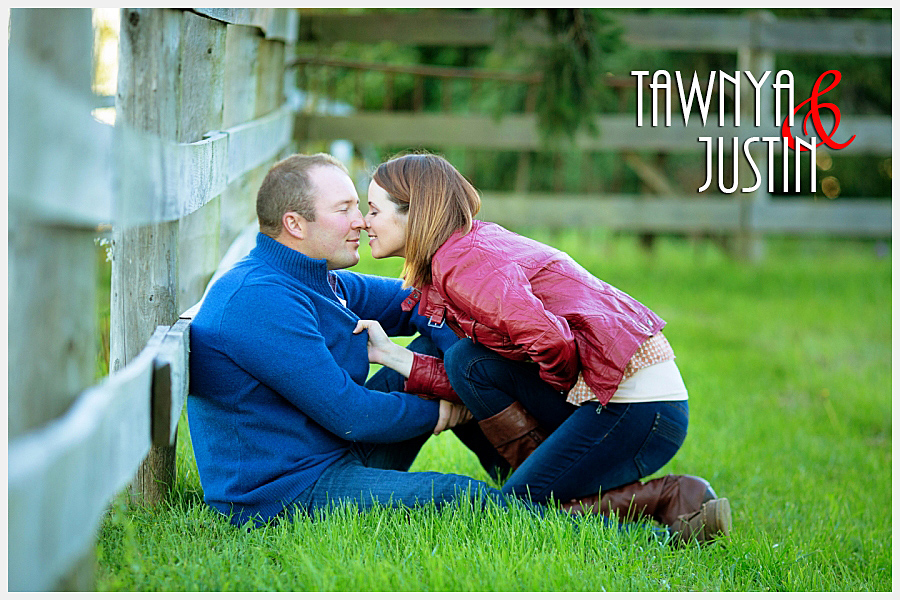 Farm couples photography