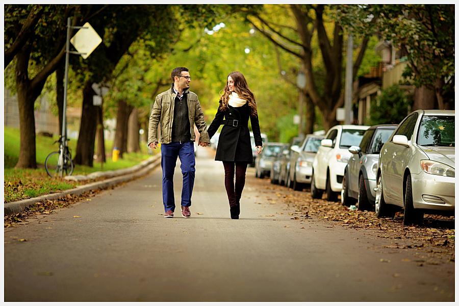 Urban couples photography