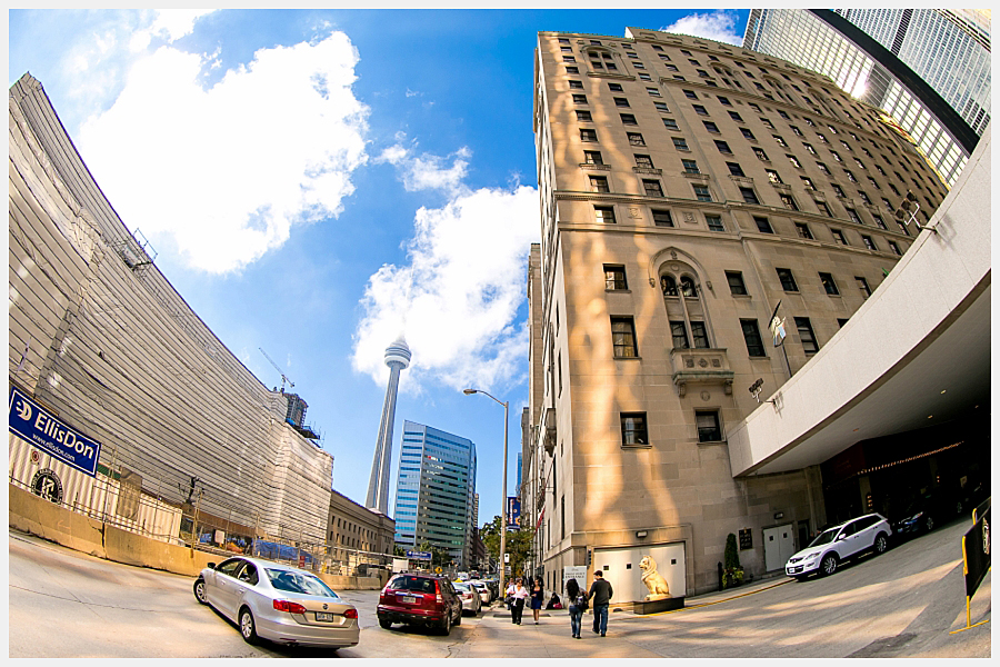 Royal York Hotel in Toronto