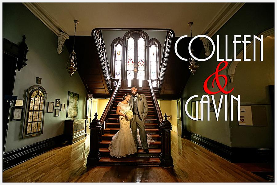 Colleen Amp Gavin Wedding Photography Ajax Convention