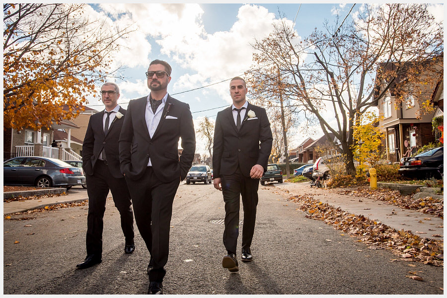 Cool groomsmen photo